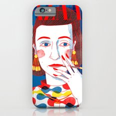 Diana Vreeland iPhone 6s Slim Case