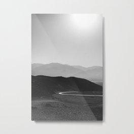 Endless Road - USA Metal Print