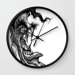 Mr. Sigur Wall Clock