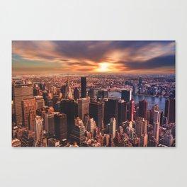 New York 18 Canvas Print