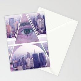 Eyes São Paulo  Stationery Cards