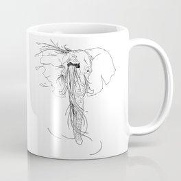 Elephant Rot Coffee Mug