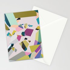 Crystals Stationery Cards