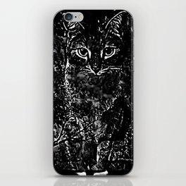 Cat Models 03: Wanda 05 iPhone Skin