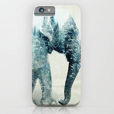 Vanishing Elephant  Slim Case iPhone 6