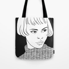 Chic Lady Tote Bag