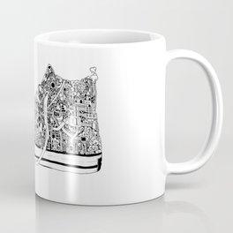 sneaker Coffee Mug