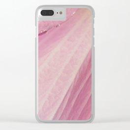 Spring CloseUp Clear iPhone Case
