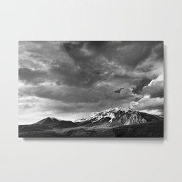 Mt. Timpanogos, Utah Metal Print