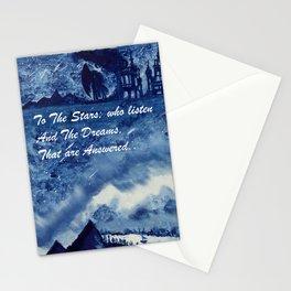 Velaris Sky Stationery Cards