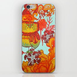 owl3 iPhone Skin