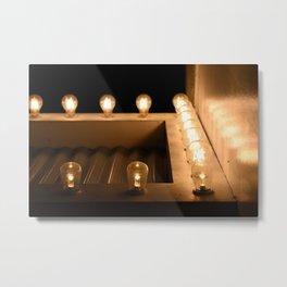 Light it Up Metal Print