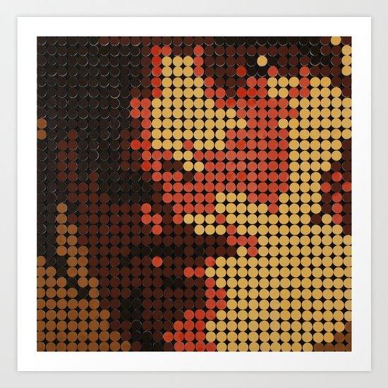 Liam (Our Kid) Art Print