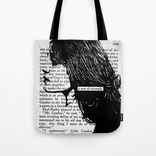 A Sort of Triumph Tote Bag