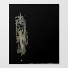 Single Woman Canvas Print