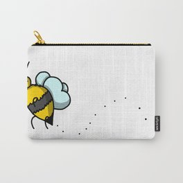 Buzzy Bee | Veronica Nagorny Carry-All Pouch