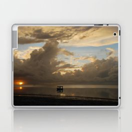 Exhausted Laptop & iPad Skin