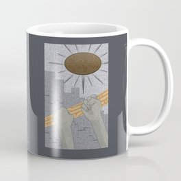 All Barriers Crumble and Fall - (Artifact Series) Coffee Mug
