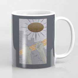 All Barriers Crumble and Fall - (Artifact Series) Coffee Mug