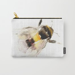Bumblebee, fuzzy bee Carry-All Pouch