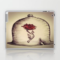 The Rose and the Bell Laptop & iPad Skin