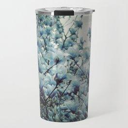 Magnolia Blues Travel Mug