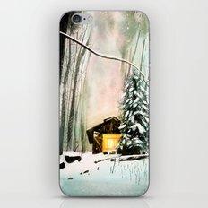 Snowed In iPhone & iPod Skin