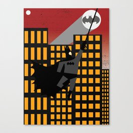 The World's Greatest Detective! Canvas Print