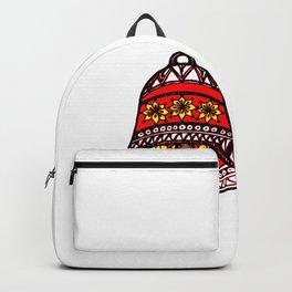 Christmas Bell Backpack