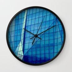Windows #3 Wall Clock