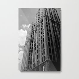 Chicago Architecture Metal Print