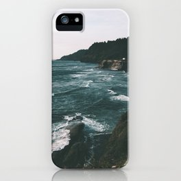 Oregon Coast IX iPhone Case
