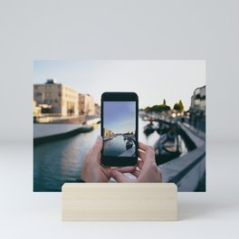 Smartphone photography Mini Art Print