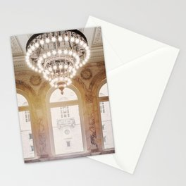 Architecture Building Classic Windows Stationery Cards