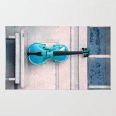 Violin IV Rug
