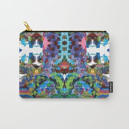 Cherokee Death Mask Carry-All Pouch