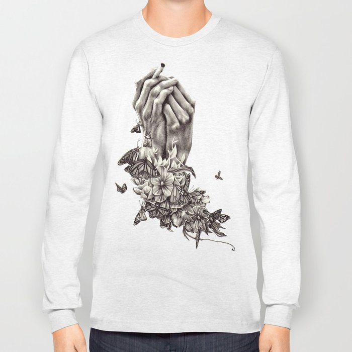 Pray for Nature Long Sleeve T-shirt