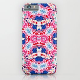 The Fourth of July with Fireflies iPhone Case