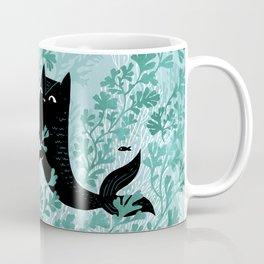 Undersea (Mint Remix) Coffee Mug