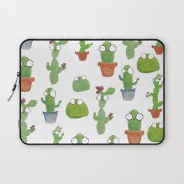 Cute Cacti Laptop Sleeve