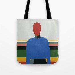 MANWOMAN Tote Bag