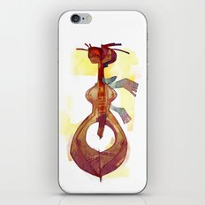 Guitar iPhone & iPod Skin