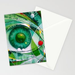 The Green Man Stationery Cards