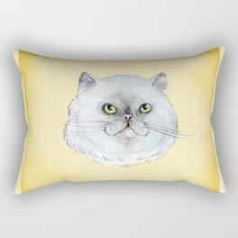 Little Ball of Furr Rectangular Pillow