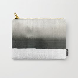 Landscape in white Carry-All Pouch