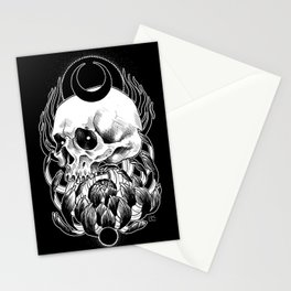 Crysanthemum Stationery Cards