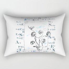Gri-gris Rectangular Pillow