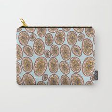 Hagfish Mouth Pattern Carry-All Pouch