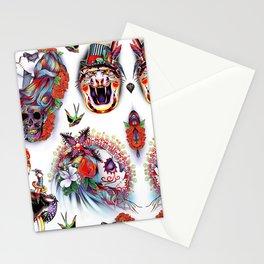 TATTOO FLASH no 6 Stationery Cards