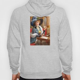 Tea and Letters Hoody